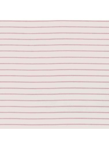 Hibboux 200x220 Candy Cane Nevresim + Yastık Kılıfı - Pink Pembe